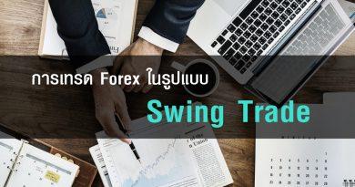 การเทรด Forex ในรูปแบบ Swing Trade