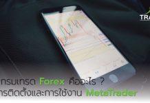 โปรแกรมเทรด Forex คืออะไร?