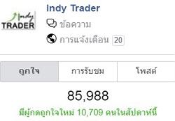 Facebook : Indy Trader